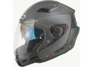 Helmet Flip-Up Full-Face Airoh Executive Color Anthracite Matt