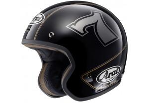 Helmet Jet Arai Freeway 2 II Cafe Racer