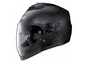 Helmet Full-Face Crossover Grex G4.2 Pro Kinetic 25 Black Graphite