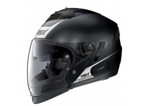 Helmet Full-Face Crossover Grex G4.2 Pro Vivid 31 Matt Black