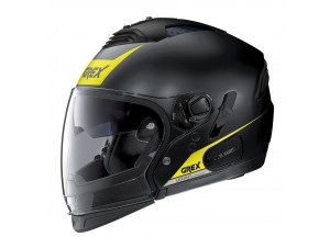 Helmet Full-Face Crossover Grex G4.2 Pro Vivid 33 Matt Black