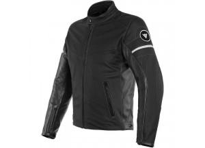 Leather Jacket Dainese Saint Louis Black