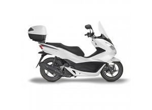 1129D - Givi Specific screen, smoked 60,5 x 43,5 cm Honda PCX 125 (18>19)