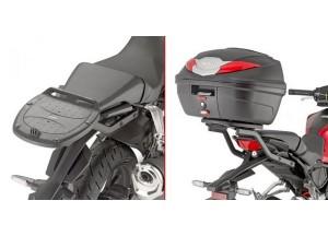 SR1169 - Givi Specific rear rack MONOLOCK® top-case HONDA CB 125 R / CB 300 R