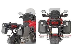 PLR7411CAM - Givi side-case holder MONOKEY® CAM-SIDE DUCATI Multistrada 1260 18