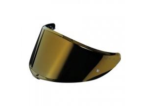 Visor AGV MPLK Iridium Gold Max Pinlock Ready