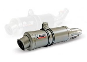 KT.009.L6S - Full System Exhaust Mivv SPORT GP TITAN KTM DUKE 125 '11> 200 '12>
