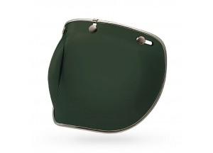 7018139 - Visor Bell Custom 500 3-Snap Bubble Deluxe Wayfarer Green