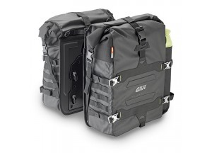 GRT709 - Givi Pair Of Side Canyon Panniers 35 + 35 liters