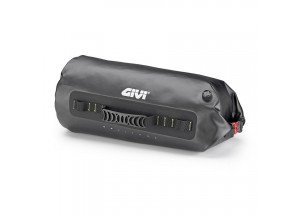 GRT714 - Givi CYLINDRICAL WATERPROOF CARGO BAG 20 LTR COLOUR BLACK YELLOW
