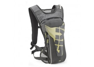 GRT719 - Givi Backpack with integrated water bag, capacity 3 liters