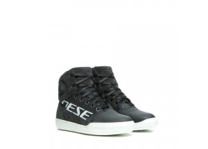 Boots Dainese YORK D-WP LADY Dark-Carbon White