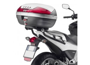 1127FZ - Givi Specific rear rack for MONOKEY or MONOLOCK Honda Integra 750