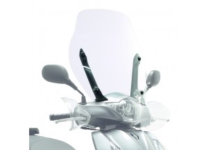 1128A - Givi Specific wind-screen 51,5x50cm HondaSH 125i-150i ABS (12 > 16)