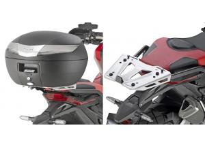 1156FZ - Givi rear rack for MONOKEY or MONOLOCK top case Honda X-ADV 750 (17)
