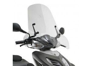 288A - Givi Specific screen transparent 56 x 71,5 cm KeeWay RY6/RY8 50