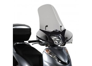 308A - Givi Screen transparent with serigraphy 52 x 66,5 cm Honda Vision 50-110