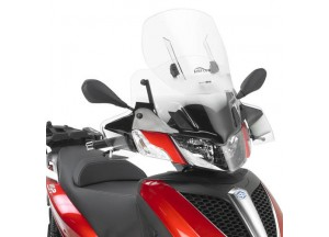 AF5600 - Sliding wind-screen Airflow Piaggio Mp3 Yourban 125-300 (11 > 16)