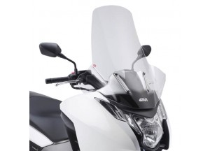 D1109ST - Givi Screen transparent 72x69 cm Honda Integra 700/750