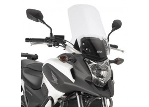 D1111ST - Givi Specific screen transparent 49,5x41 cm Honda NC 700/750 X