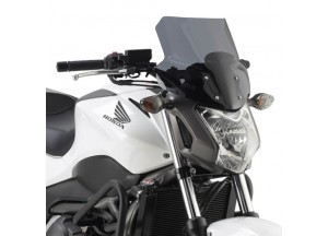 D1112S - Givi Specific screen smoked 31x36 cm Honda NC 700/750 S