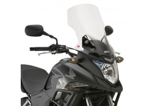 D1121ST - Givi Specific screen transparent 49x35 cm Honda CB 500 X (13 > 16)