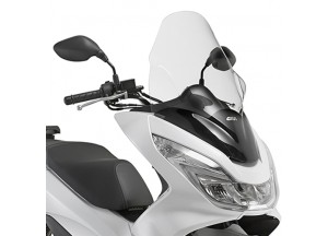 D1136ST - Givi Screen transparent 63x43,5 cm Honda PCX 125-150 (14 > 16)