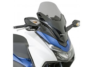 D1140S - Givi Screen smoked 48,5x39 cm Honda Forza 125 ABS (15 > 16)