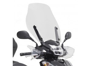 D1143ST - Givi Specific wind-screen 51,5x49 cm Honda SH 300i (15 > 16)