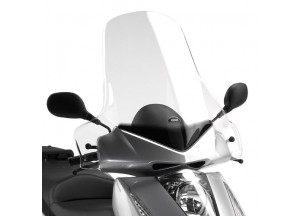 D219ST - Givi Screen trasparent 63x72,5 cm Honda Pantheon 125-150 (03 > 08)