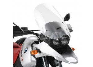 D233S - Givi Screen transparent 48,5x36,6 cm BMW R 1150 GS (00 > 03)