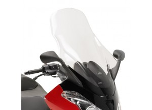 D242ST - Givi Screen transparent 84x70 cm Aprilia Atlantic