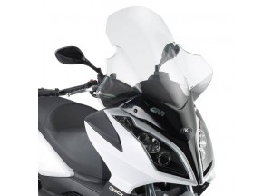 D294ST - Givi Screen transparent 81.5x64 cm Kymco Downtown / Xtown