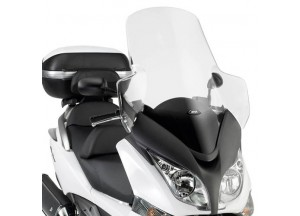 D318ST - Givi Screen transparent 89x67 cm Honda SW-T 400 - 600 (09 > 16)
