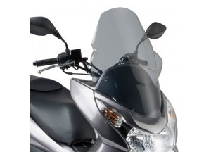 D322S - Givi Specific screen smoked 59,5x44 cm Honda PCX 125-150 (10 >13)
