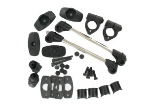 D40 - Givi Fitting kit for Universal Windshield