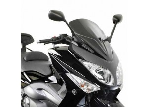 D442B - Givi Low sports screen black 59x45 cm Yamaha T-MAX 500 (08 > 11)