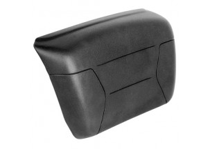 E110 - Givi Polyurethane backrest (black) E470