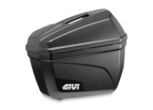 E22N - Givi Side Cases Couple Monokey Black