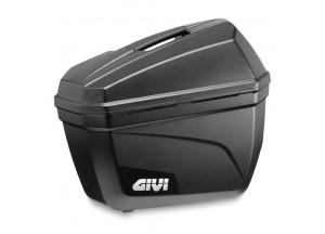 E22N - Givi Side Cases Couple Monokey Black