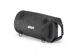 EA114BK - Givi Waterproof cylinder seat bag Black 30ltr