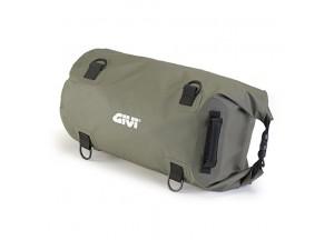 EA114KG - Givi Waterproof cylinder seat bag Kaki 30ltr