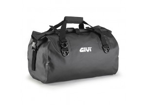 EA115BK - Givi Waterproof cylinder seat bag Black 40ltr