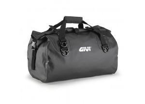EA115BK - Givi Waterproof cylinder seat bag Black 40ltr