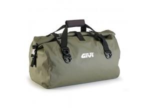 EA115KG - Givi Waterproof cylinder seat bag Kaki 40ltr