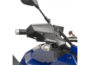 EH2130 - Givi Extension in ABS for original hands protector Yamaha MT-07 Tracer