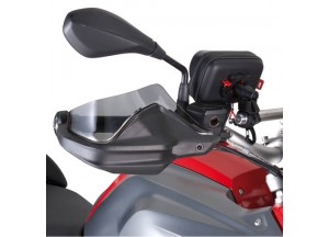 EH5108 - Givi Extension smoked original hands protector BMW F 800 GS / R 1200 GS