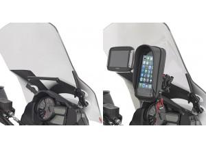 FB3114 - Givi Fairing upper bracket for S902A/M/L Suzuki DL 1000 V-Strom (14>17)