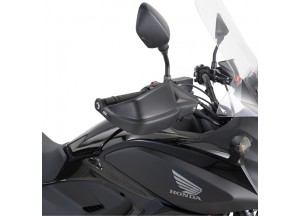 HP1111 - Givi Specific hands protector in ABS Honda NC700 X / NC750 X
