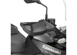 HP4103 - Givi Specific hands protector in ABS Kawasaki Versys 650/1000
